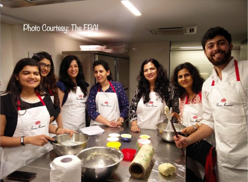 The FBAI & the Food Bloggers