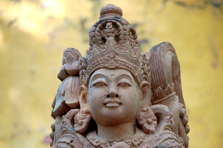 The beautiful sculptors of Bali