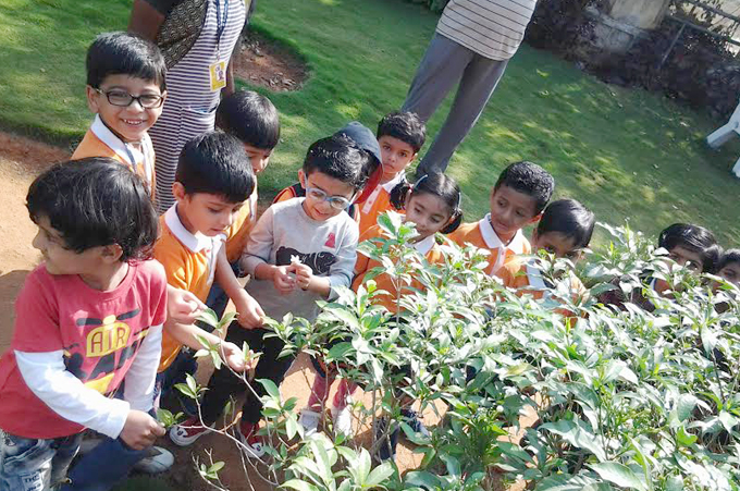 Creating memorable learning experiences. Photo courtesy: Oi Playschool