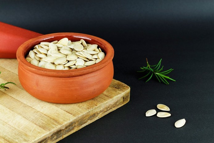 Top your salads with highly nutritious pumpkin seeds