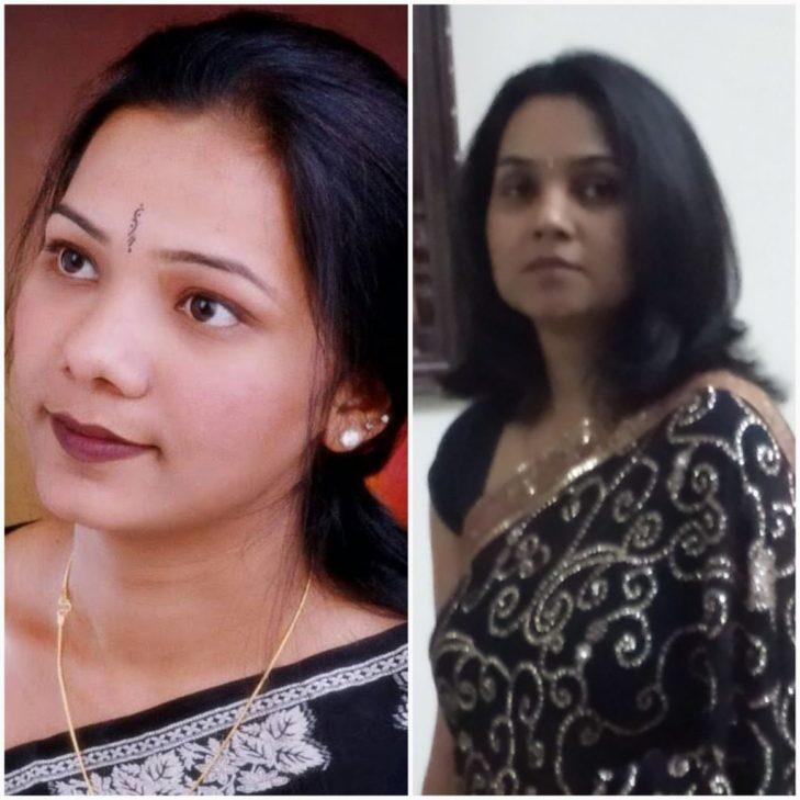 Founders of Nivi - Geeta Pandey & Priyanka Naidu