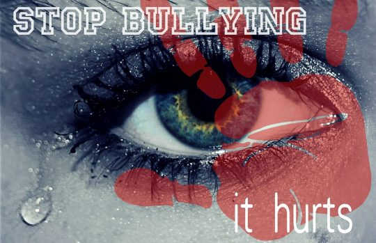 Bullying harms both the bully and the victim. Photo courtesy: Alexas_Fotos