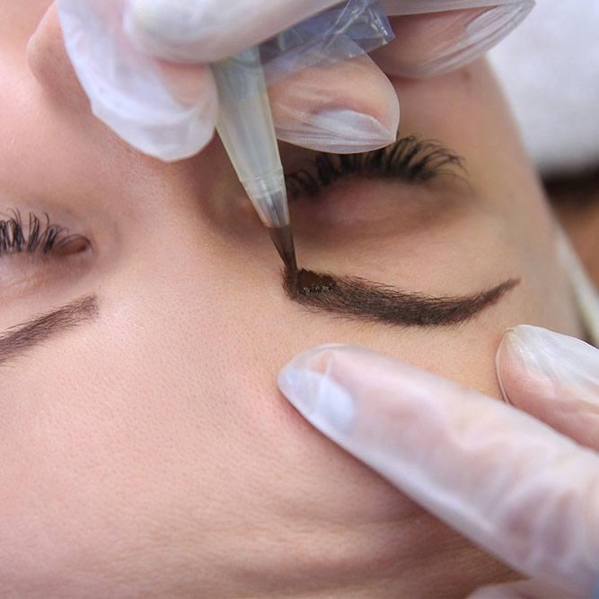 Cosmetic Tattoo Permanent Makeup Tanyas Beauty School In Beaverton