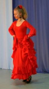 Flamenco Tanz Workshop Thema Fandango