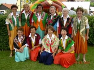 Seniorentanz in Oberhavel