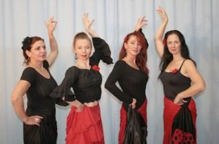 Flamenco - Abend der Tänze - Tanzshow in Birkenwerder
