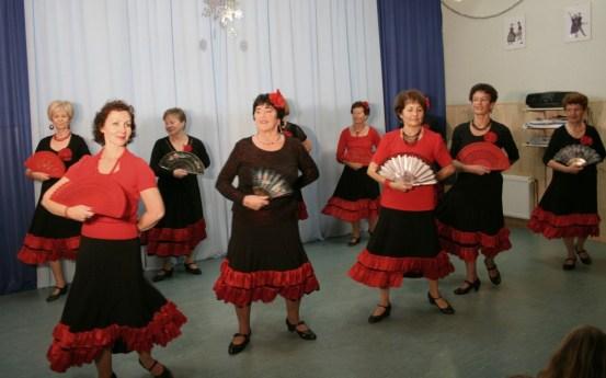 Seniorentanzgruppe - Abend der Tänze - Tanzshow in Birkenwerder