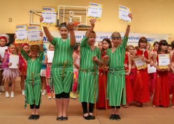 1. Platz Kids Oriental