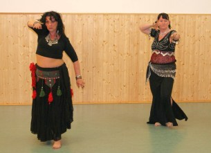 Veronika & Ines - Tribal
