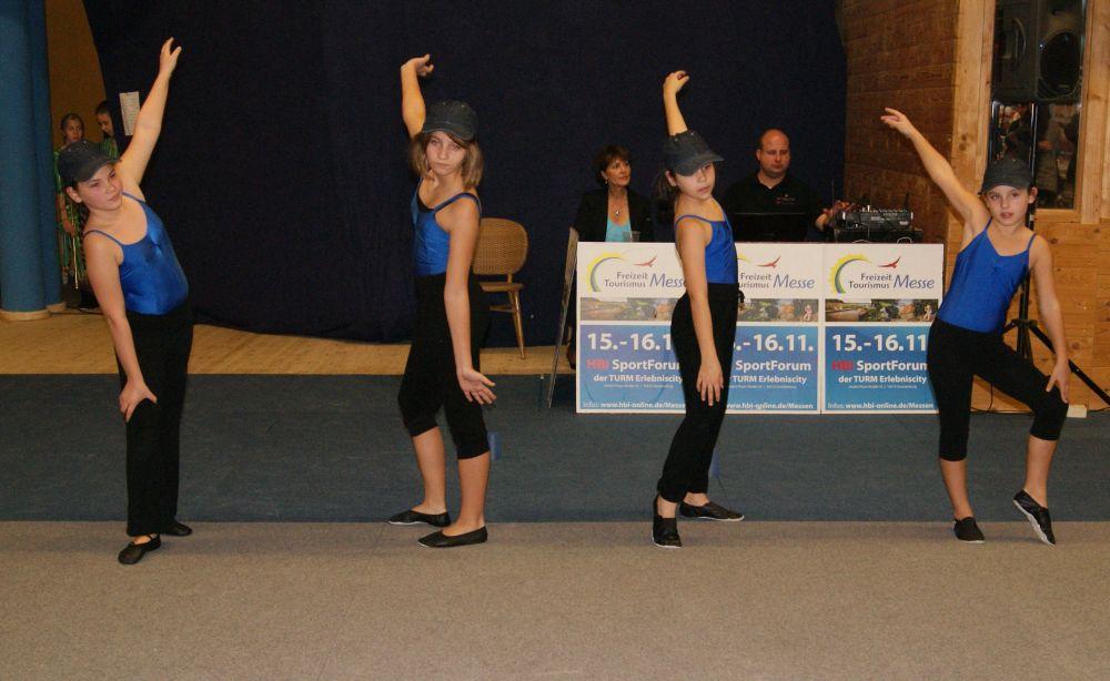 Powergirls Showtanz  ChoreographieStudio Birke