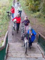 Radtour Hindernisse