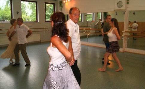 TanzAbend für Paartanz