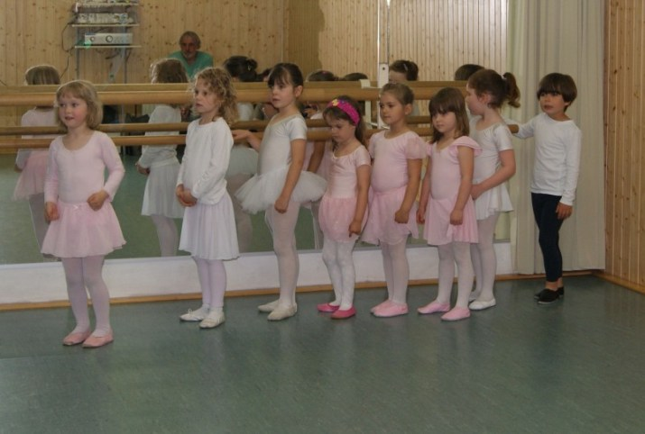 Tanzstudio Tag der offenen Tür