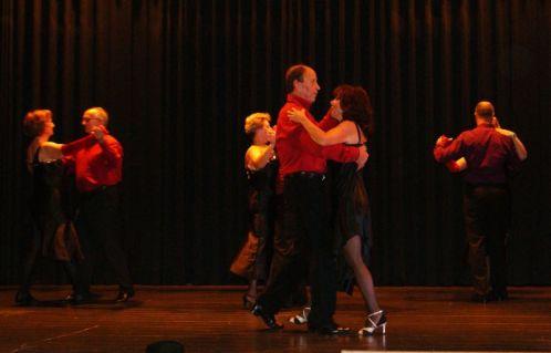 20 Studiogala Tanzpaare Tango 2