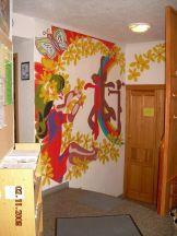 Eingangsbereich zum Tanzraum