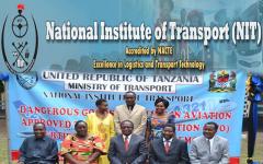 National Institute of Transport-Banner