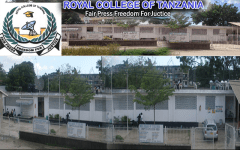 Royal Collage Of Tanzania Banner