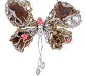 Cindy Chao and Sarah Jessica Parker collaborate on Ballerina Butterfly brooch to be sold by Sothebys Hong Kong
