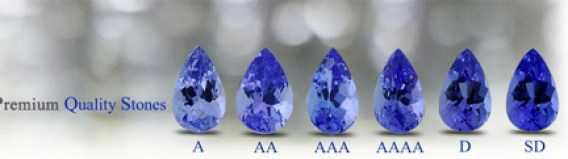 Tanzanite Color
