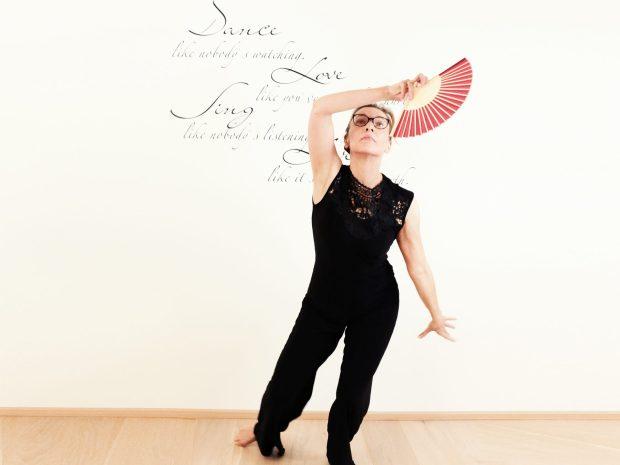 Birgit Peuker Fächertanz Tanzstudio