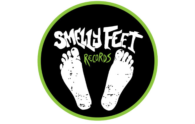 Smelly Feet Records Logo