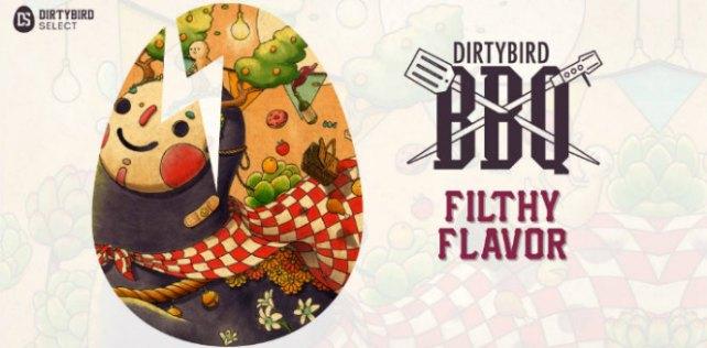 dirtybird - filthy flavour