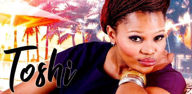 South Africa-based singer & songwriter, Toshi.