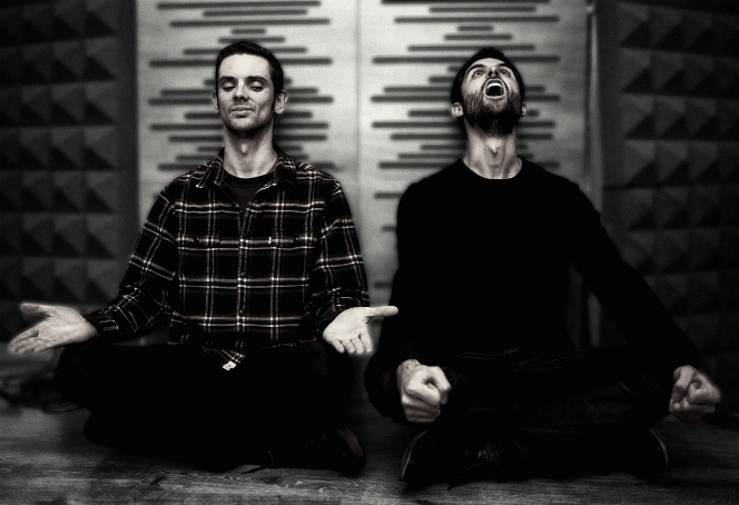 Tweaken, a dynamic duo from Belgium
