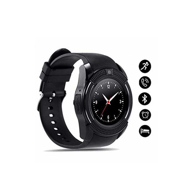 V8 Smart Watch Camera+Sim+Touch Screen