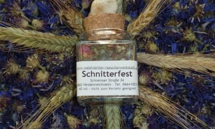 Schnitterfest, Lammas- oder Lughnasadfest