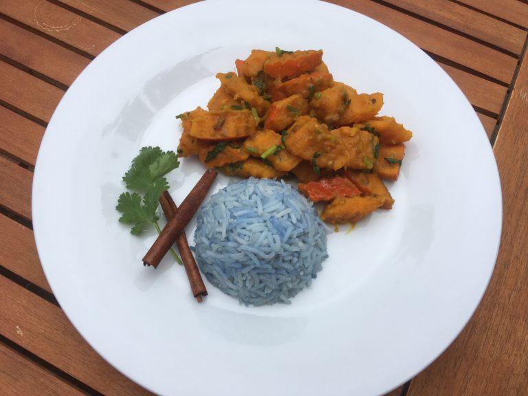 Ayurvedisches Kürbis-Gemüse