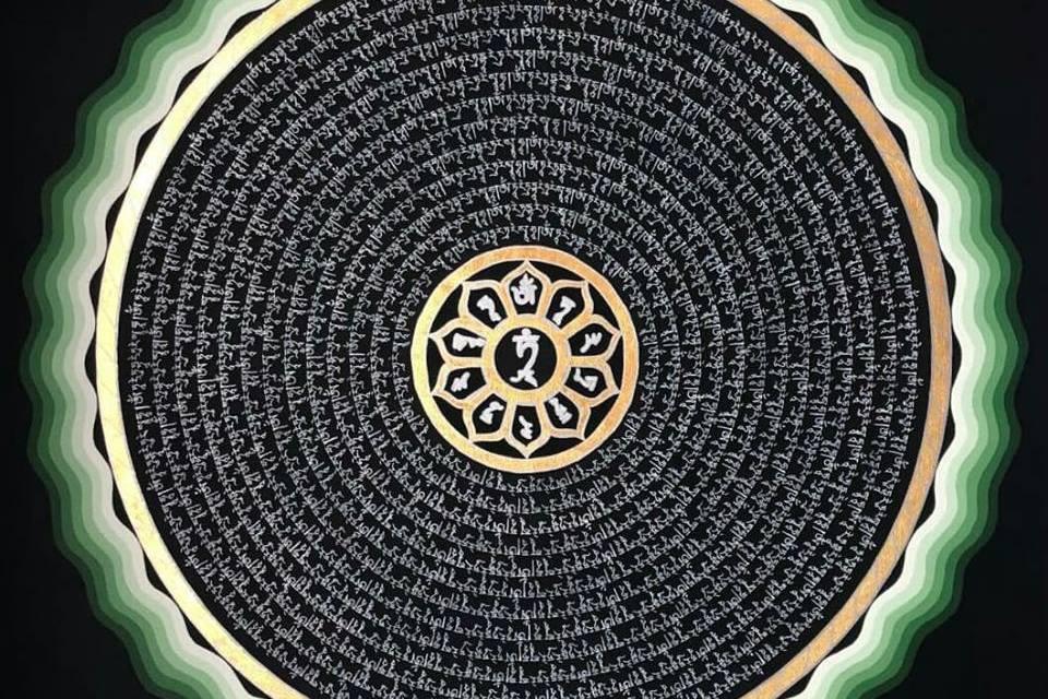 Die Kraft der Mandalas