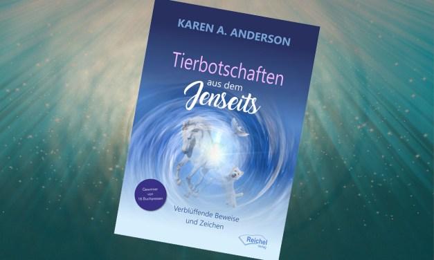 Tierbotschaften aus dem Jenseits von Karen Anderson