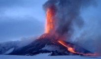 esplosione sull etna