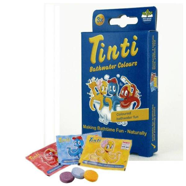 Tinti Bath Colours