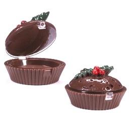 Mad Beaty, The Lip gloss company, Christmas Pudding flavour lip gloss at TAOS Gifts