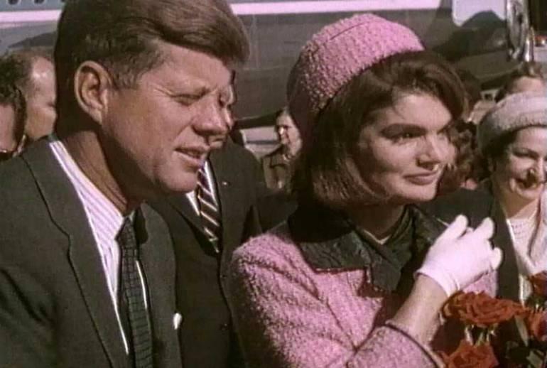presidente John Fitzgerald Kennedy