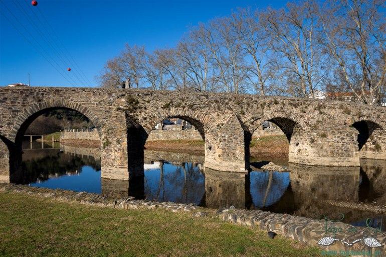 Ponte da Carvalha.