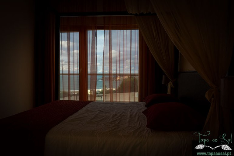 Hotel Miramar Sul na Nazaré