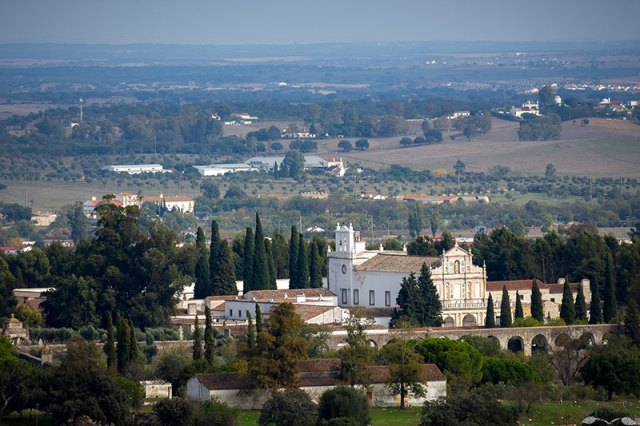 Mosteiro-da-Cartuxa-em-Évora