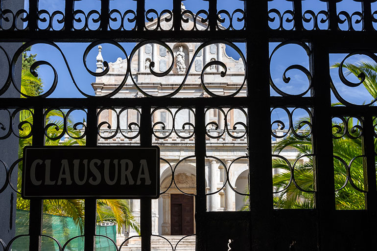 Convento da Cartuxa em Évora