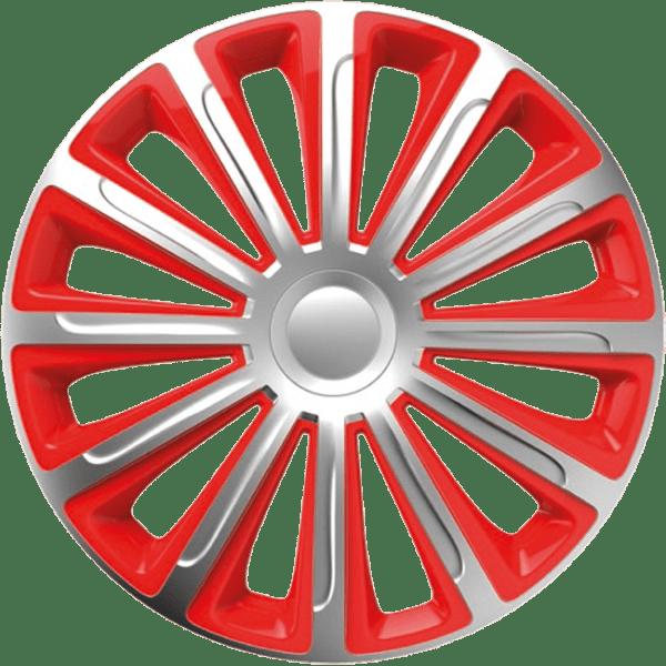 Τάσια αυτοκινήτου trand 101386 silver & red cbx 15''
