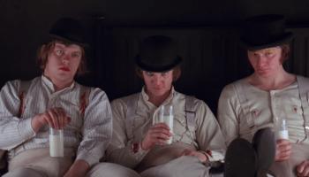 la naranja mecánica Stanley Kubrick