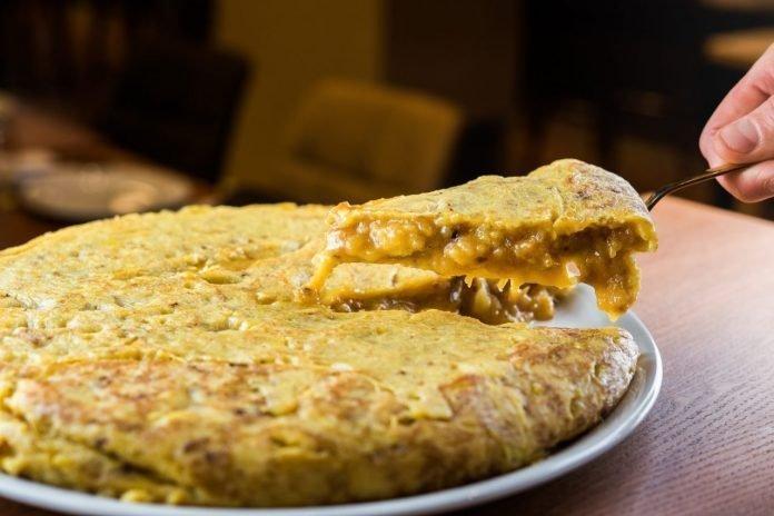 Tortilla de patatas de Ana Botín