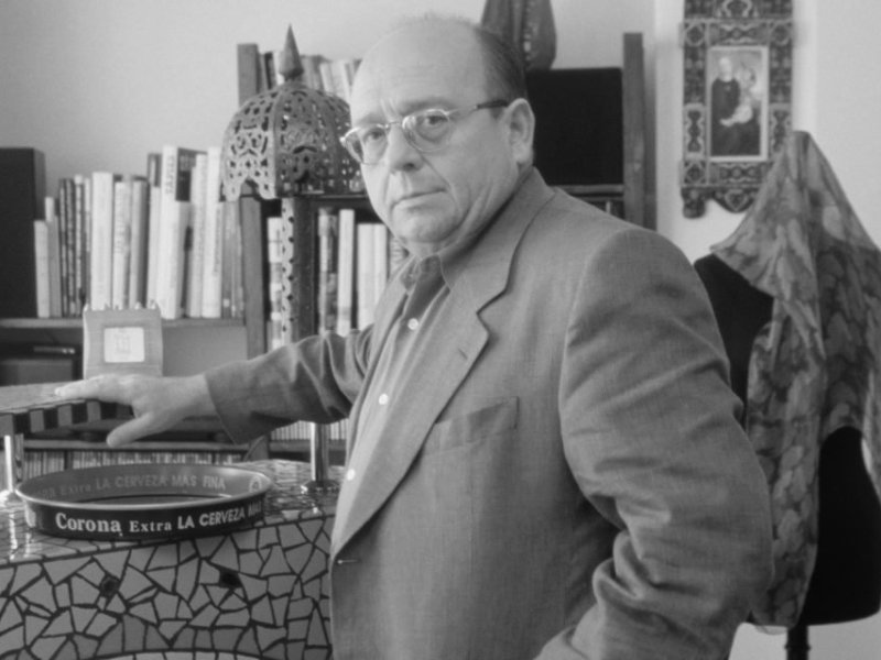 Manuel Vázquez Montalbán, escritor