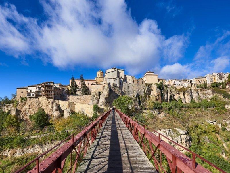 Castilla La Mancha - Cuenca Puente San Pablo