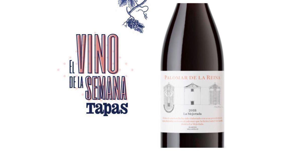 Palomar de la Reina 2018, el vino que honra a la viticultura orgánica