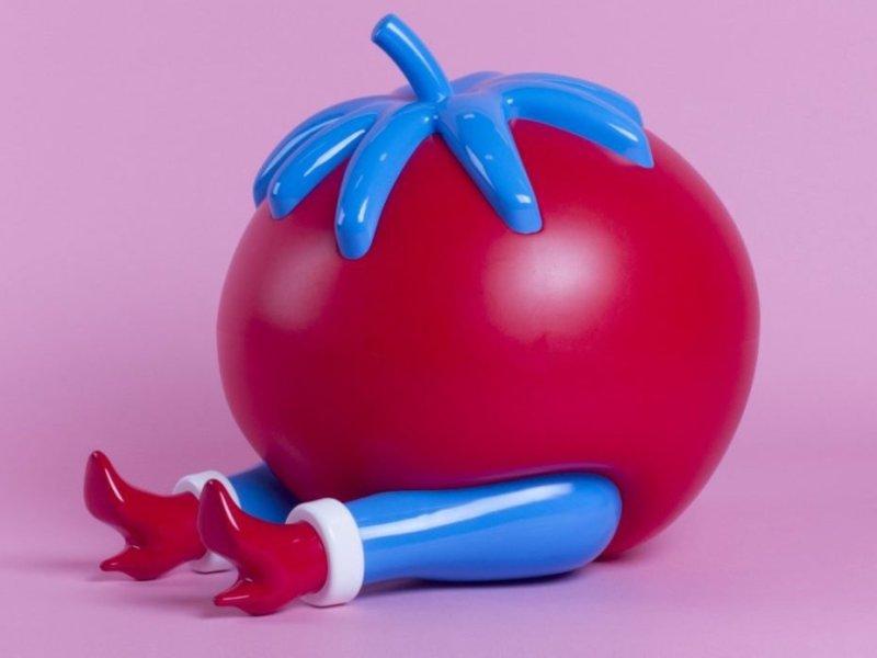 Art Toys - Give Up - Piet Parra - Case Studyo