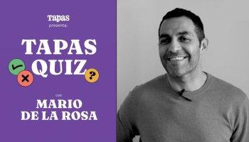 Tapas Quiz: ¿Cuánto sabe Mario de la Rosa de gastronomía?