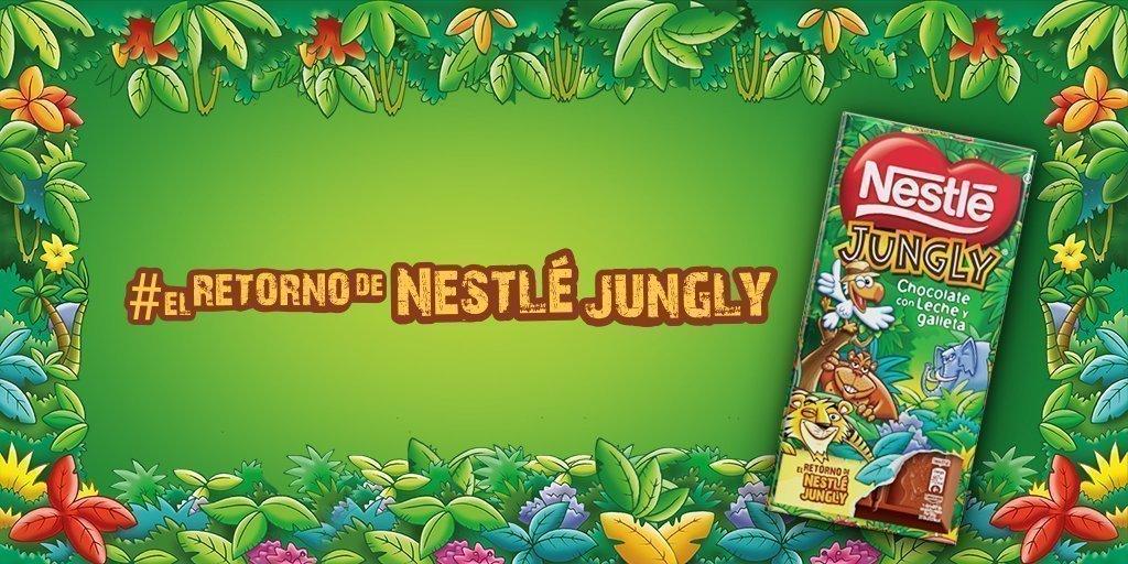 Retorno Nestlé Jungly